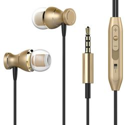 In-ear Earphone Wired Magnetic Gaming Headset Stereo for Sony Xperia XA XA1 / Ultra Dual fone de ouvido