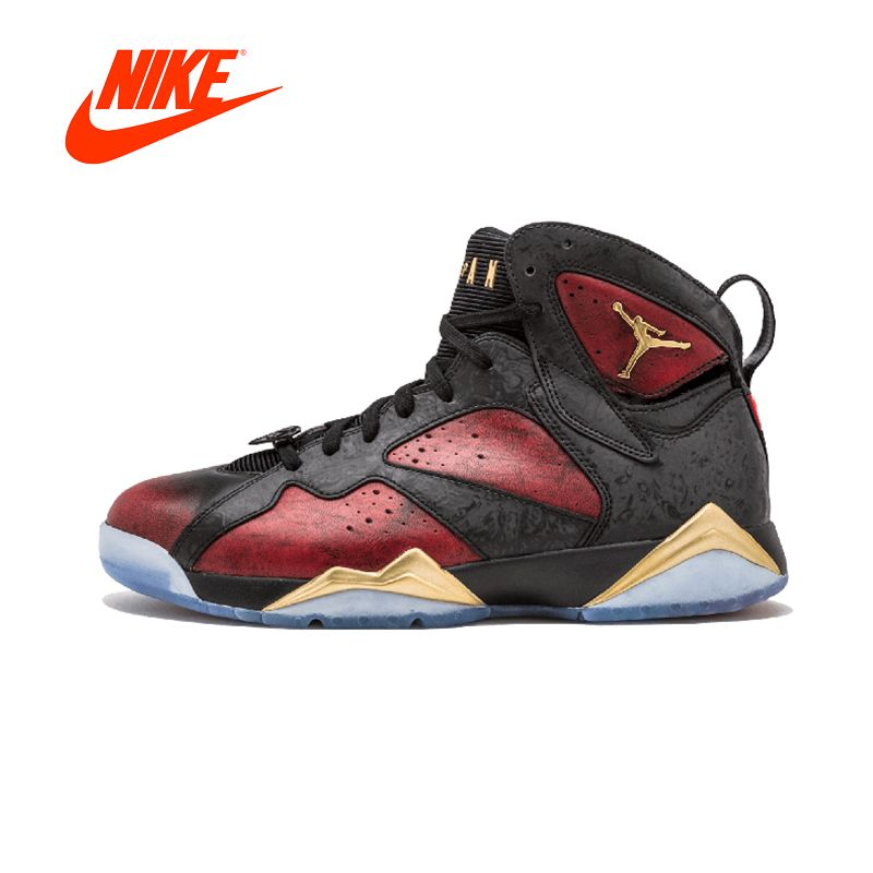 Original Neue Ankunft Authentic NIKE Air Jordan 7 Retro DB