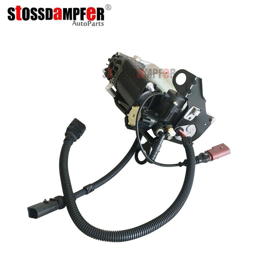 StOSSDaMPFeR 2002-2010 Neue Luftfederung Kompressor Für Audi A8 S8 D3 4E V6 & V8 4E0616005D