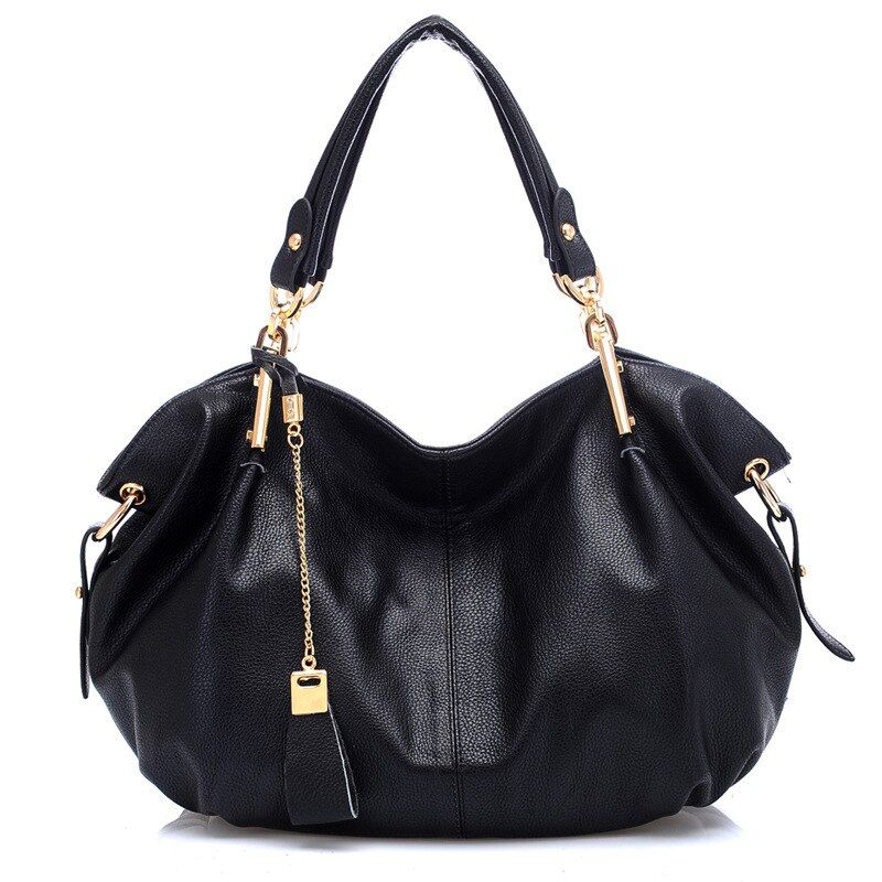 2018 New Genuine Leather Women Handbags Ladies Purse Bolsa Feminina Large Shoulder Crossbody Tote Bags Women Messenger Bag
