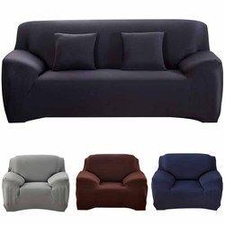 Elastis Sofa Cover Sofa Slipcovers Cheap Kapas Sofa Covers untuk Ruang Tamu Sofa Sarung Sofa Cover 1/2/ 3/4 Seater