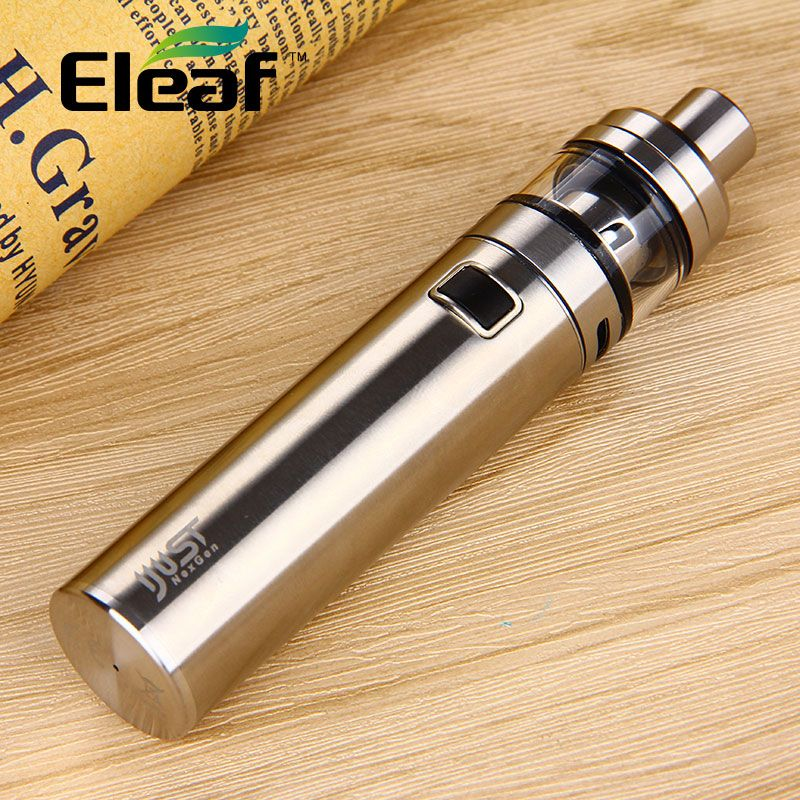Original Eleaf iJust NexGen Kit 3000mah 2ml Tank Capacity Nex Gen Starter Kit Max 50W with HW1 coil 0.2ohm vs eleaf ijust s kit