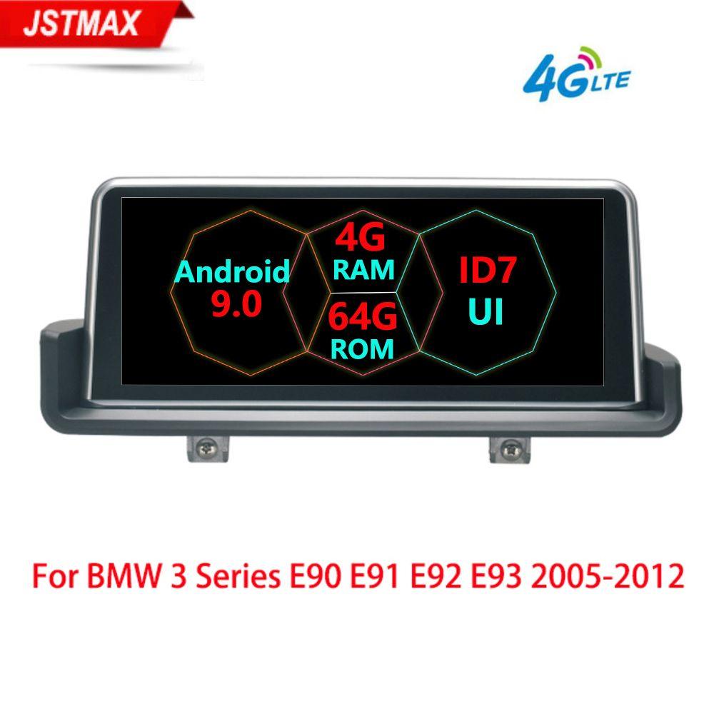 IPS 10,25 8 Core Android 9.0 Auto Bildschirm Player Für BMW E90 E91 E92 E93 2005-2012 GPS Navi stereo BT WIFI 4G LTE Multimedia
