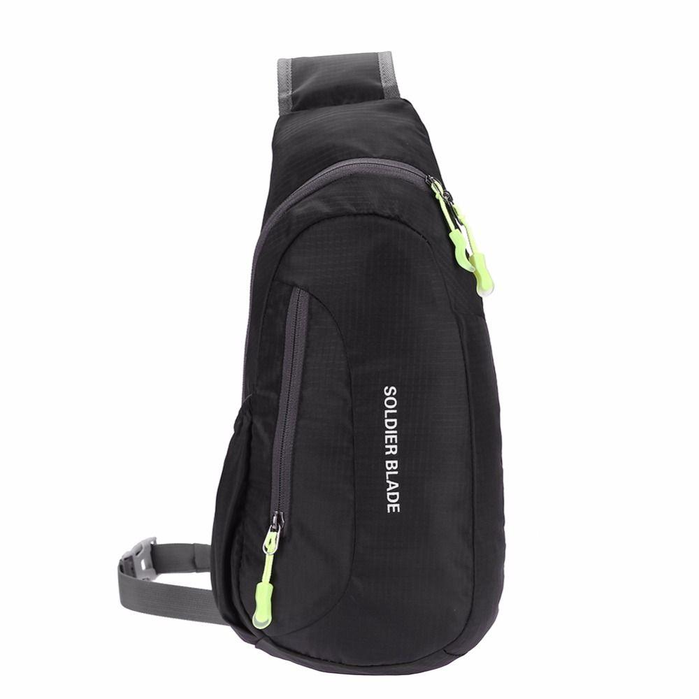 Hommes femme poitrine sac décontracté fonctionnel Fanny sac taille sac Nylon étanche argent téléphone ceinture sac bolsas feminina poitrine Pack nouveau