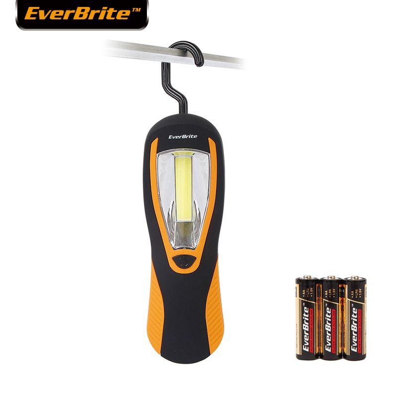 EverBrite 3 W COB lumière lampe de poche LED lumières de secours lampes de travail