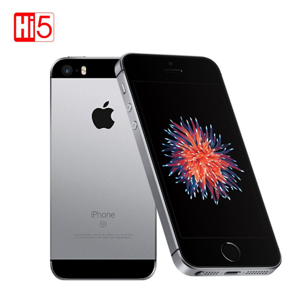 Smartphone d'origine Apple iphone SE Mobile PhoneA1723/A1662 2GB RAM 16 GB/64 GB ROM 4.0