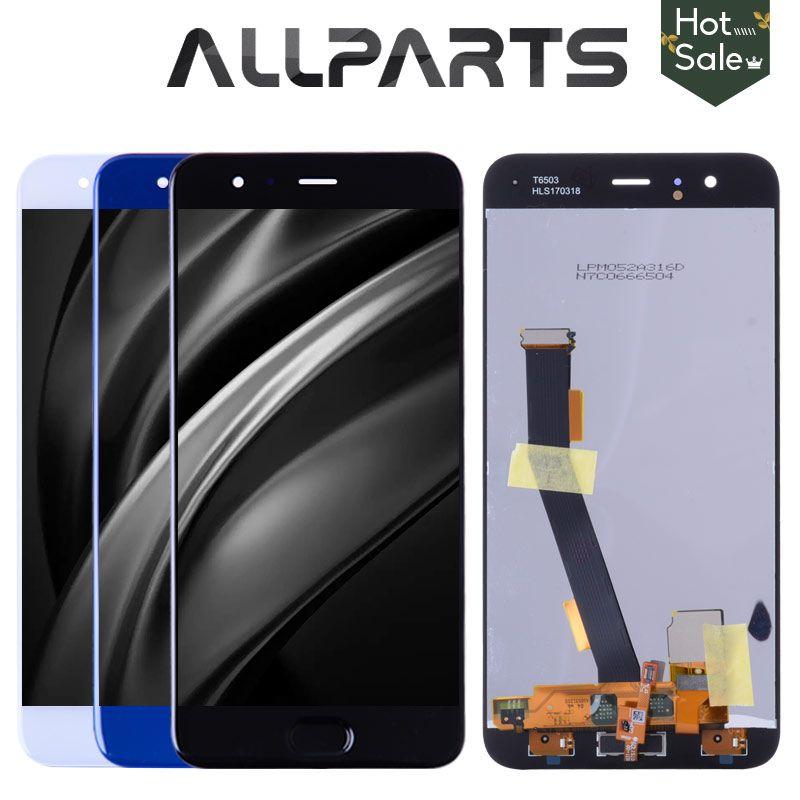 Für Xiaomi Mi6 LCD Mit Fingerprint ALLPARTS 5,15