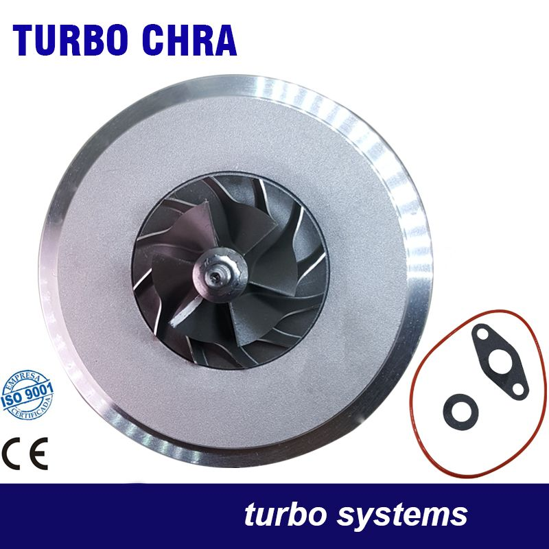 GT1646V turbine cartridge CHRA 751851 03G253014F 03G253014FX 038253056G turbo for Seat Altea 1.9 TDI BJB BKC BXE 105HP