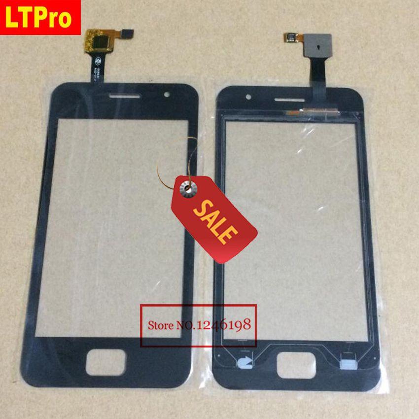 LTPro meilleur travail noir JY-G2 panneau avant capteur de verre écran tactile numériseur pour JIAYU G2 pièces de téléphone remplacement