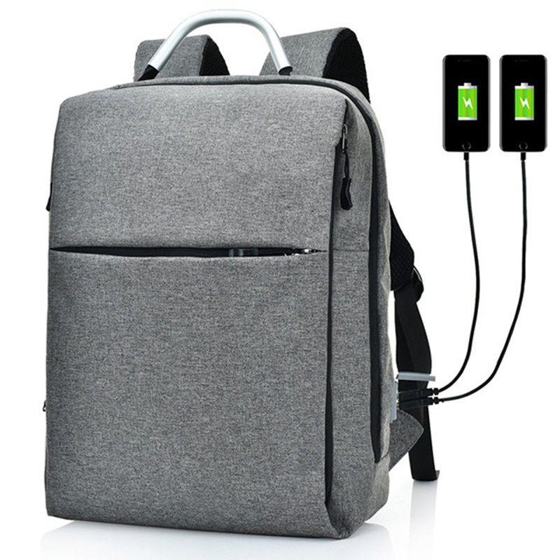 Wasserdicht Laptop Rucksack Tasche Für Notebook Business Laptop Tasche mit Usb-ladegerät Neue Reisetasche Für Männer Frauen