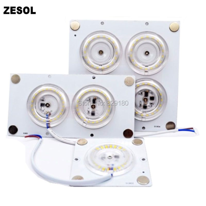 LED Ceiling Lights 12W 24W 36W 45W Down light Module LED Light Replace Ceiling Lighting Kitchen Lamps
