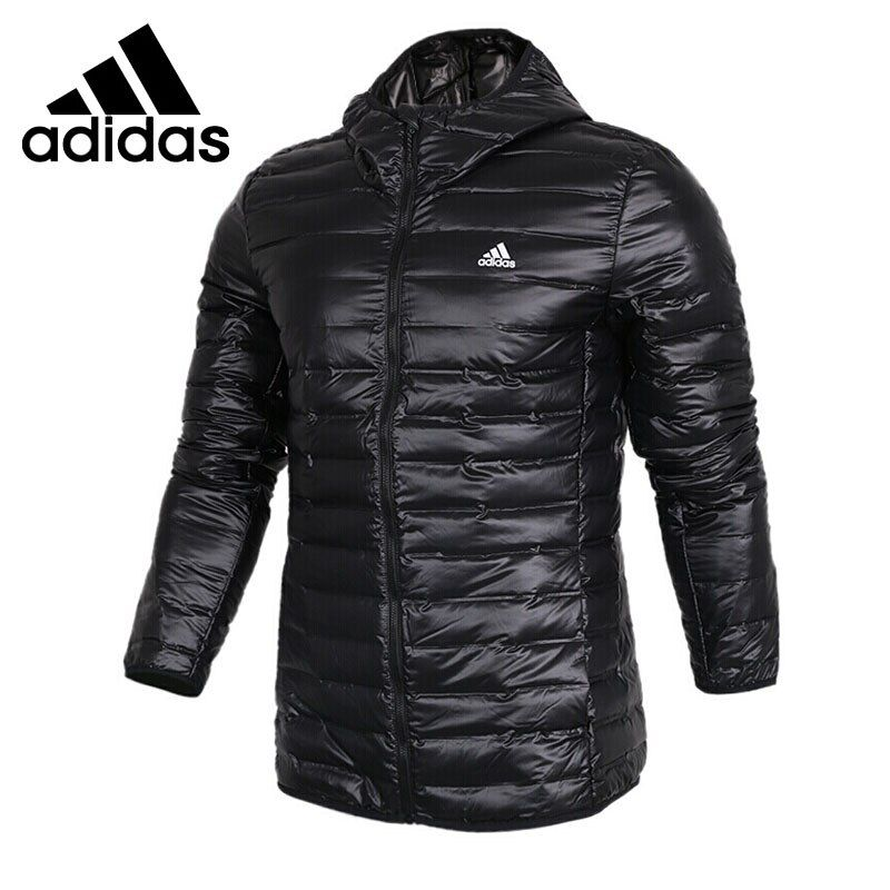 Original New Arrival 2018 Adidas Varilite Ho Jkt Men's Down coat Hiking Down Sportswear