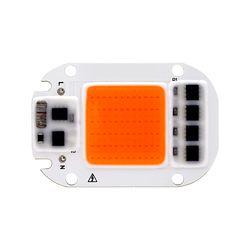 Led crece la luz Chip 20 W 30 W 50 W 220 V 230 V espectro completo 380nm ~ 780nm mejor para el invernadero del Hydroponics crece DIY para lámpara LED de crecimiento