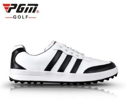 High quality!PGM Adult Mens Golf Sports Shoes Light & Breathable & Steady & waterproof,Free shipping