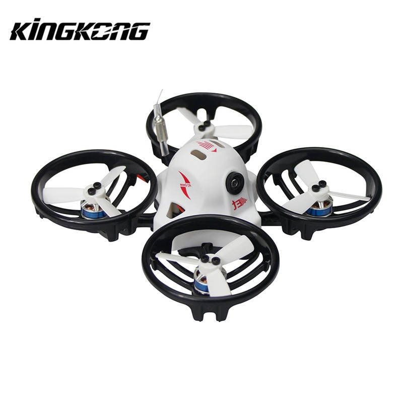 Kingkong ET Serie ET125 125mm Micro FPV Racing Drone 800TVL Kamera 16CH 25 mw 100 mW VTX RC Quadcopter BNF VS Tiny 6X7