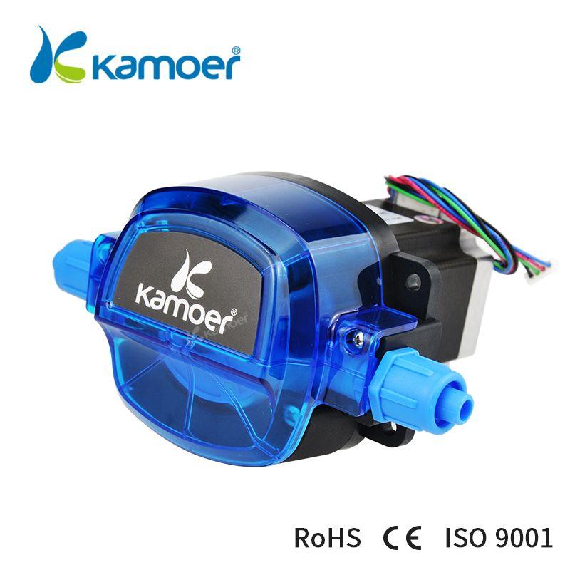 Kamoer KHL Peristaltic Pump (12V/24V Water Pump, Liquid Pump, High Flow, Stepper Motor)