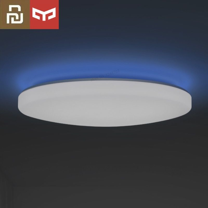 Xiaomi Yeelight JIAOYUE 650 Ceil Licht WiFi/Bluetooth/APP Smart Control Umliegenden Umgebungs Beleuchtung LED Decke Licht 200 -240V