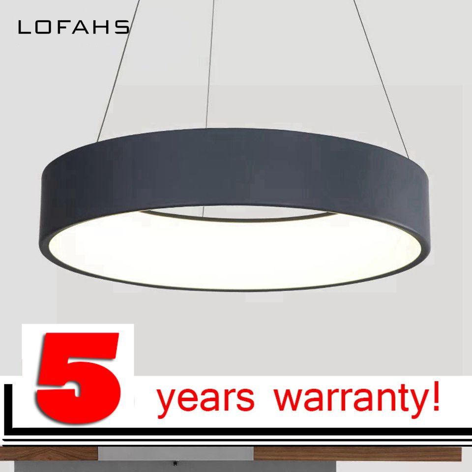 LOFAHS Runde kreise anhänger lampe aluminium FÜHRTE anhänger licht dekoration hängen lichter für esstisch büro tagungsraum