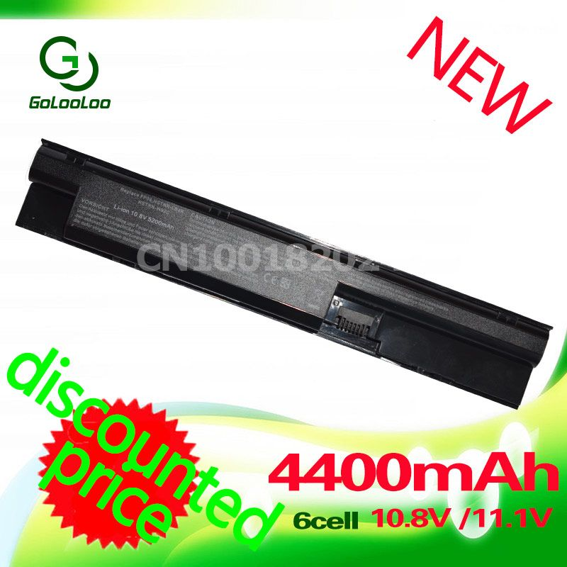 Golooloo Battery for HP COMPAQ ProBook 440 445 450 470 455 G0 G1 G2 Series 707617-421 708457-001 708458-001 FP06 FP06XL FP09