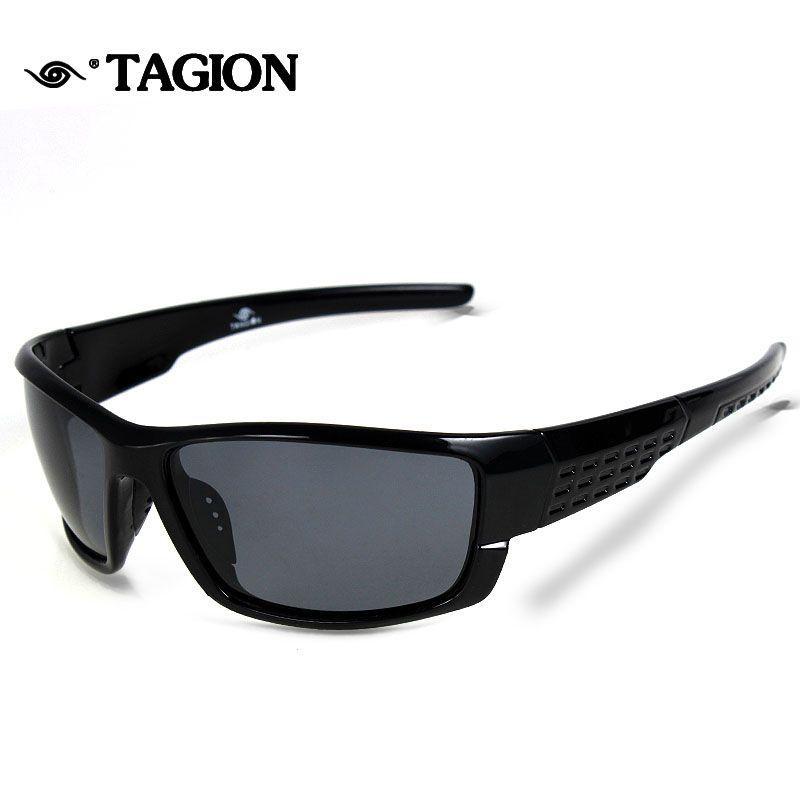 Продвижение поляризованные Солнцезащитные очки Для мужчин Брендовая Дизайнерская обувь Для мужчин очки Очки высокое качество низкая цена ...