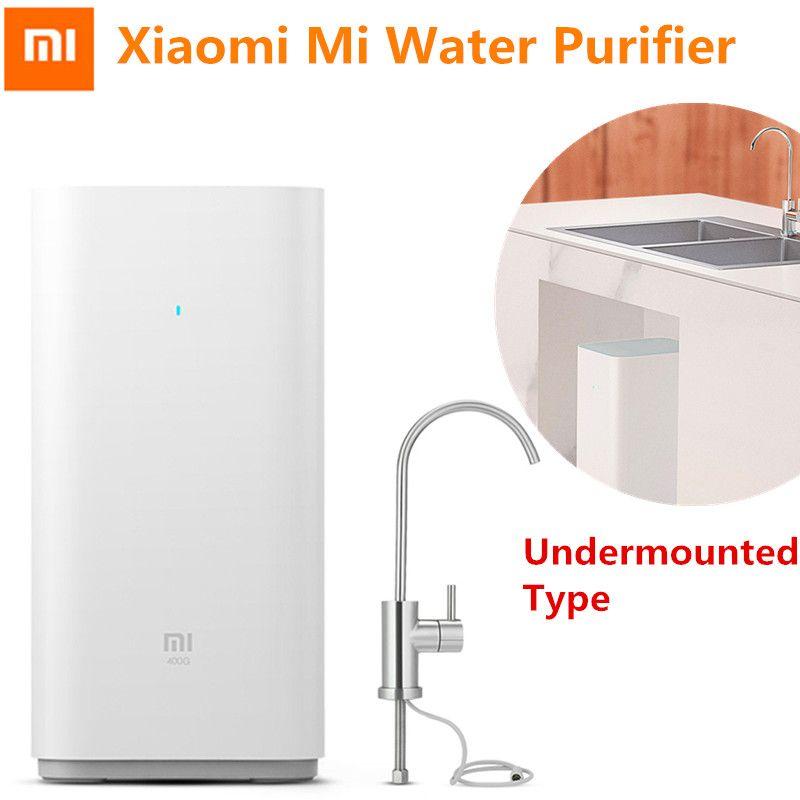 Neue Original Xiao mi mi Wasserfilter Bewässerung Filter Unterstützung RO Reinigung Technologie Wifi App Control Wasser Maschine Heißer