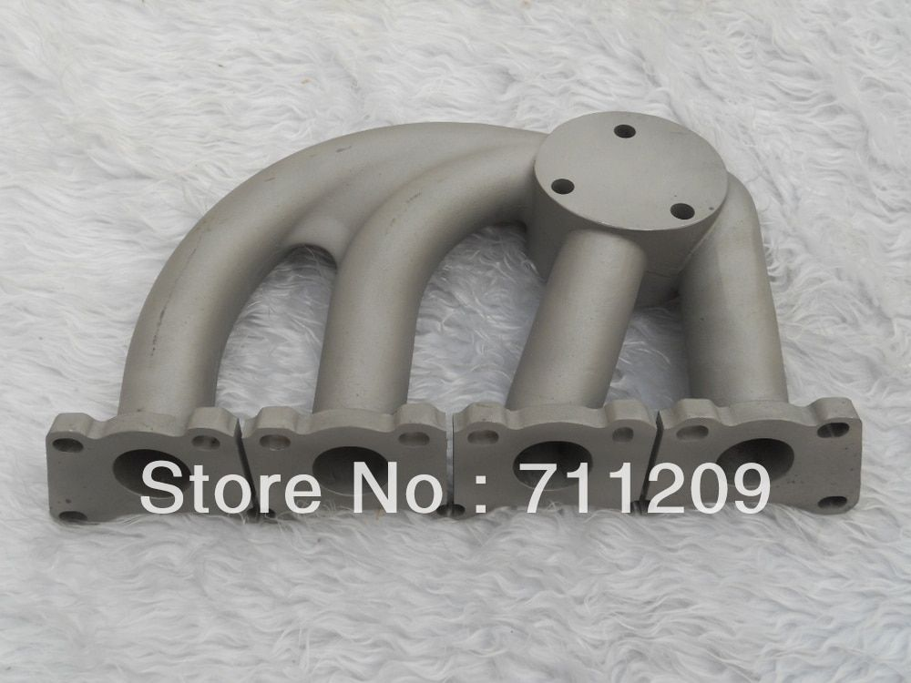 Exhaust MANIFOLD VW Cast 1.8T K04 OEM Upgrad STAINLESS STEEL MANIFOLD