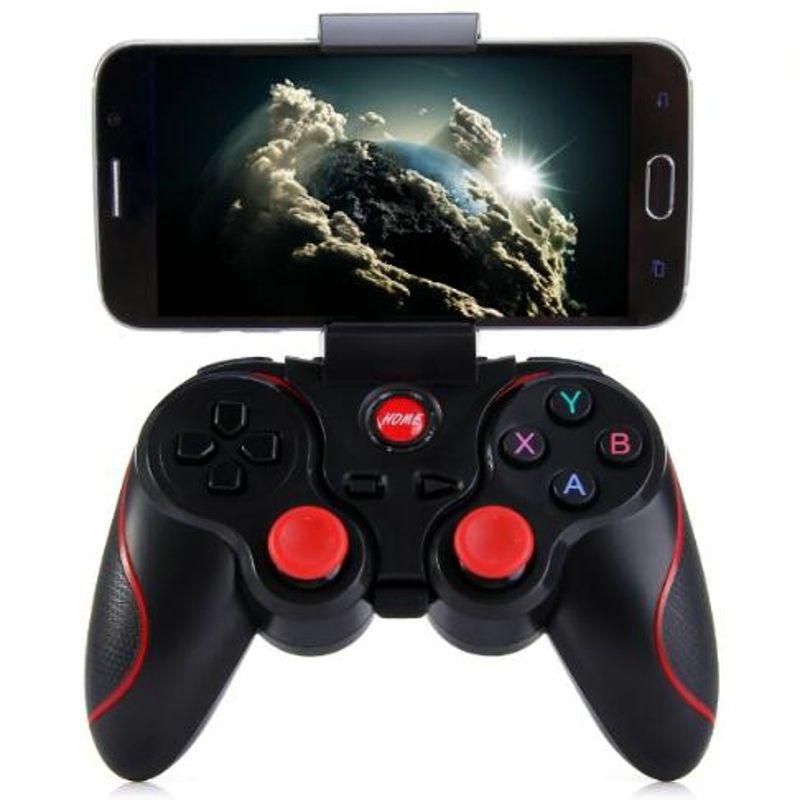 Gen Jeu S5 Sans Fil Bluetooth Gamepad Contrôleur de Jeu Poignée À Distance Joystick Pour Android Tablet Est Venu Console Pour iPhone tv box