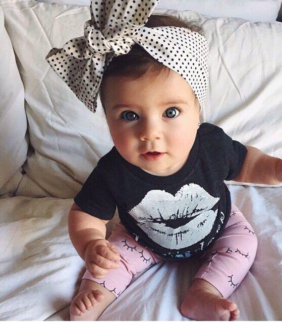 Одежда для маленьких девочек Коллекция 2017 года комплекты детской одежды Топ с принтом для маленьких девочек+розовые леггинсы Верхняя одежд...