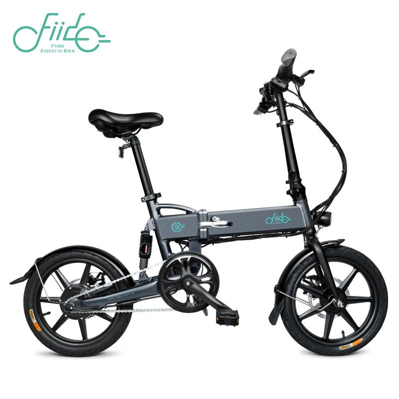 FIIDO D2 16 zoll 7.8Ah D1 D3 D2s D3s Klapp Elektrische Fahrrad Aluminium Legierung Dual Disc Bremse Tragbare Elektrische Fahrrad EU Lager