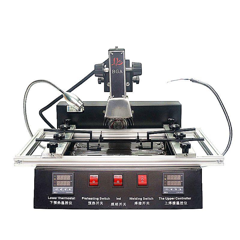 M770 BGA Rework station lead reballing solder machine welding kit CPU PCB repair