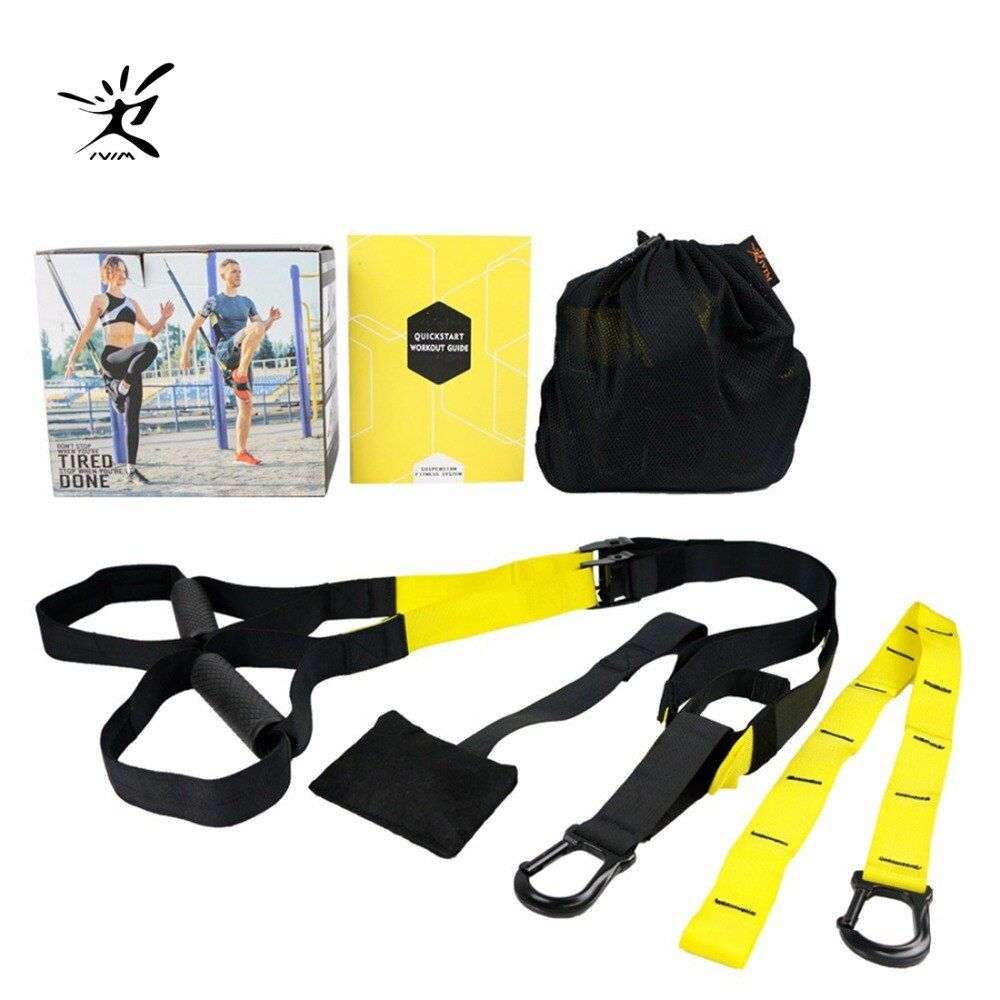 Resistance Bands Elastic Band Fitness Hanging <font><b>Training</b></font> Strap Exercise Strength Trainer Belt Fitness Equipment Workout Crossfit