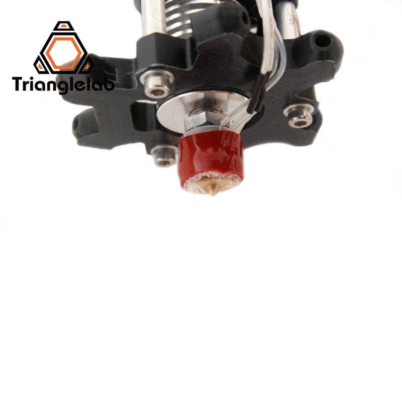 Trianglelab Imprimante 3D Hotend V5 V6 CHAUDE FIN chaleur bloc de mise à niveau kit pour V5 V6 Lite6 Chimère Cyclope Kraken livraison gratuite reprap