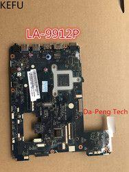 Kefu Kualitas Tinggi Papan Utama untuk Lenovo G405 Motherboard Laptop LA-9912P dengan Prosesor Penuh Diuji Bekerja dengan Sempurna