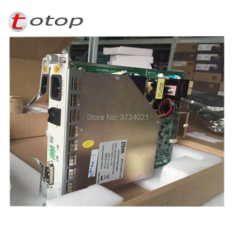 ZTE AC Power Card 220V Power Module GPON OLT PRAM for C320