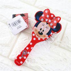 Disney 1 Pc Salon Démêlant Enfants Doux Anti-statique Brosse Tangle Wet & Dry Poils Poignée Tangle Peigne Bouclés Brosse À cheveux Peignes