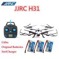 JJRC H31 Радиоуправляемый Дрон с Камера или без Камера 6 оси профессиональных Квадрокоптер Радиоуправляемый вертолет Водонепроницаемый сопро...