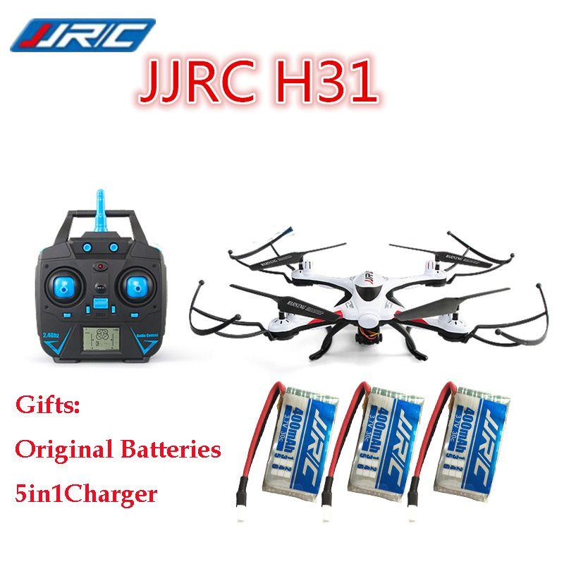 JJRC H31 RC Drone avec caméra ou sans caméra 6 axes professionnel Quadrocopter RC hélicoptère résistance à l'eau VS JJRC H37