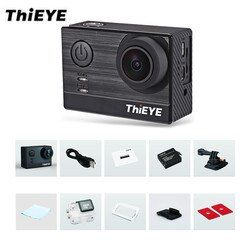 ThiEYE T5e WiFi 4K 30fps Action Camera 12MP 2 inch TFT LCD Touch Screen 1080P Sports Ambarella A12LS75 Chipset IMX117 Sensor HD