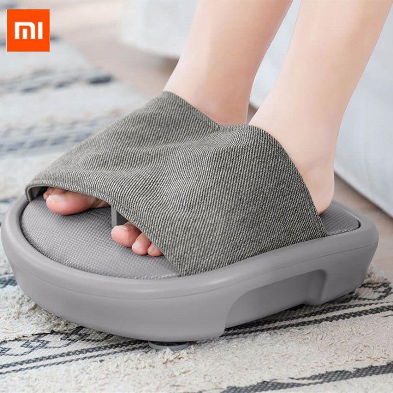 Xiaomi LERAVAN 3 levels Kneading 3D Get Massage Head Foot Massager Body Relax Muscle Air Pressure Massage Hot Compress Therapy