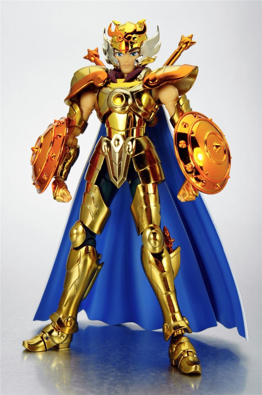 IN STOCK CS Overspeed Ex 2.0 Saint Seiya Libra Dohko EX Myth Cloth Metal Armor Action Figure Toy