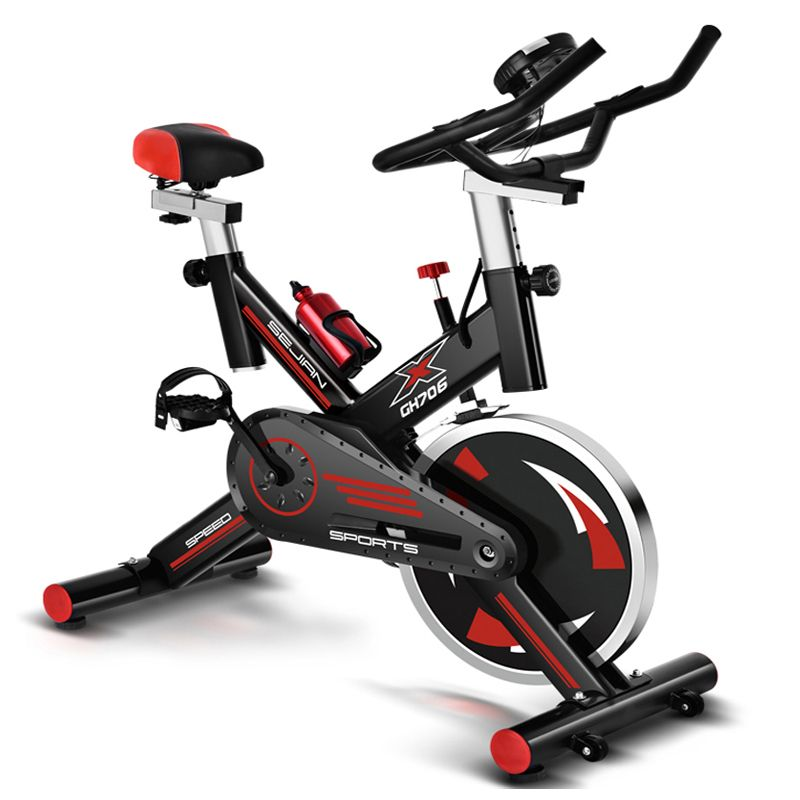 High quality indoor cycling bikes home exercise bike ultra-quiet indoor sports fitness equipment 250kg load Spinning bicycle