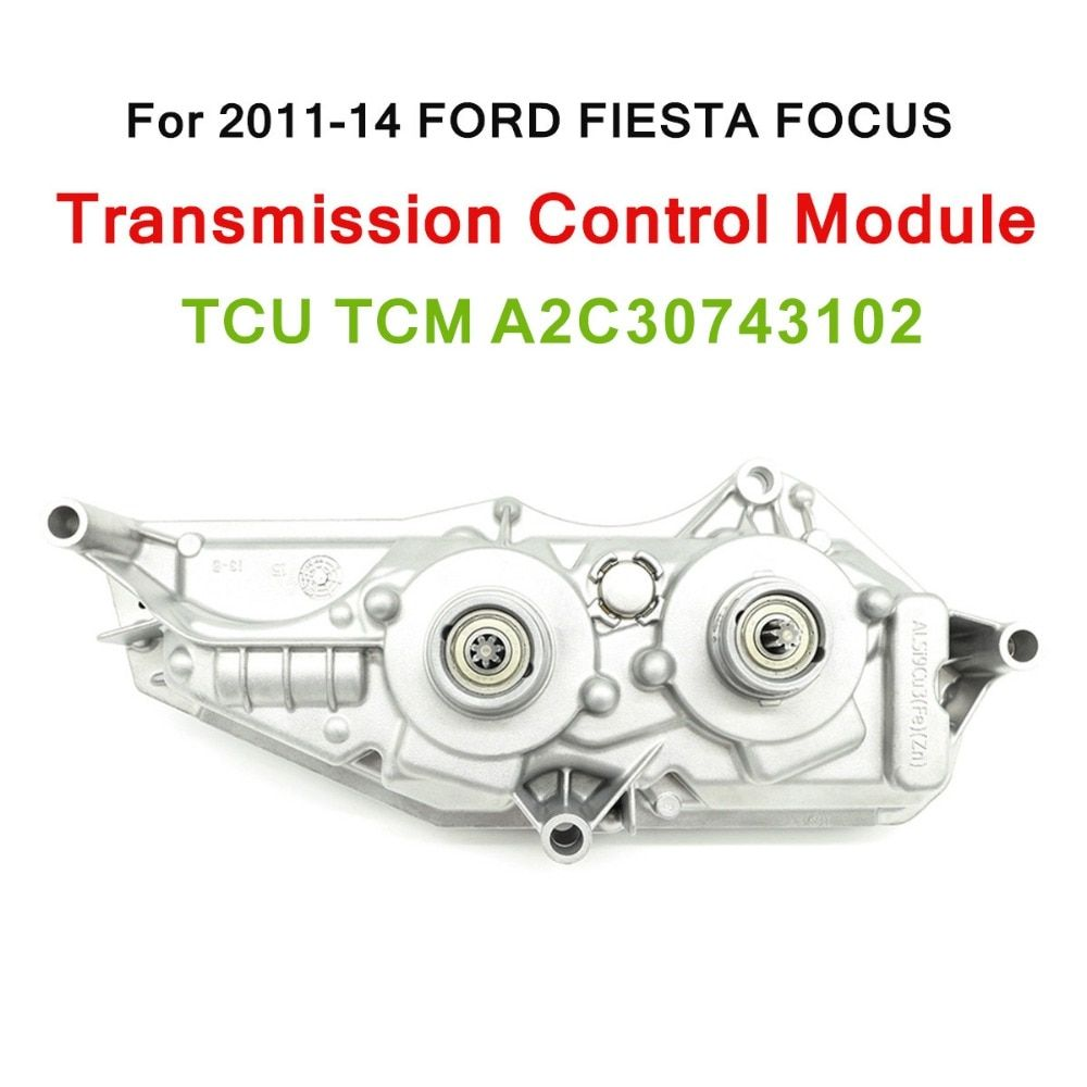 for FORD FIESTA FOCUS 2011-2014 Transmission Control Module TCU TCM A2C30743102 Direct Replacement Silver