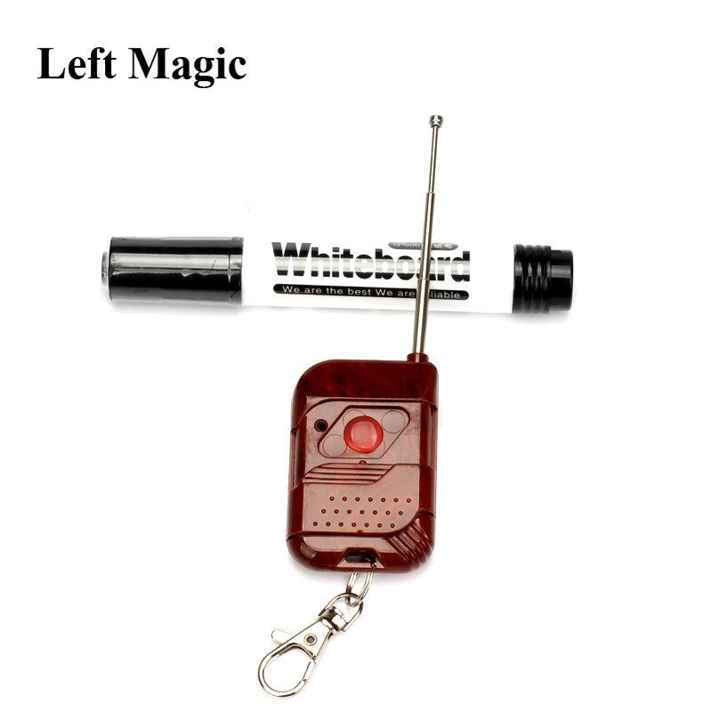 3 pcs/lot pouvoir mystique Mental puissance stylo télécommande apparaissant tours de magie à distance choc stylo fermer accessoires magiques Illusion