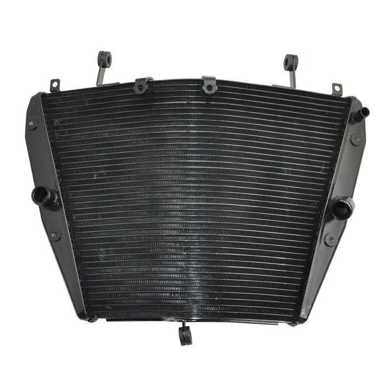 LOPOR For Honda CBR1000RR 08 09 10 11 CBR1000 RR 2008 2009 2010 2011 Motorcycle Aluminium Cooling Radiator Cooler Parts NEW