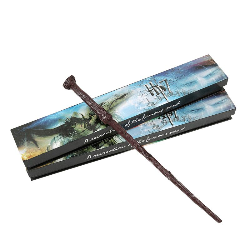 Newest Harry Potter Magic Wand Lord Resin Wand Magical Stick Wand New In Box Cosplay Harrye Potters