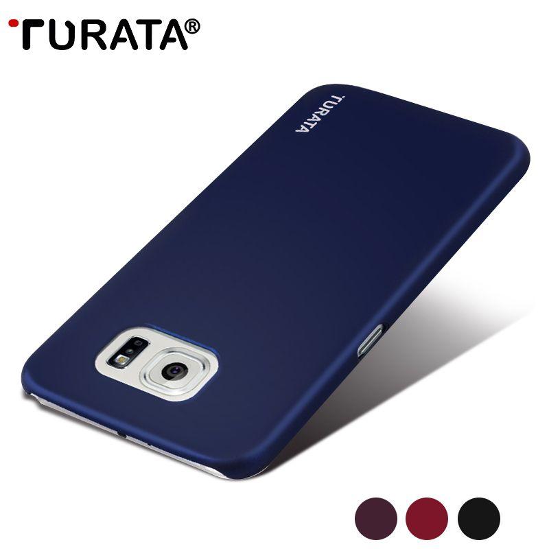 TURATA Ultra Slim Case pour Samsung Galaxy S6 G920, mode Lisse Surface Parfait Tactile PC Housse De Protection pour Galaxy S6 Cas