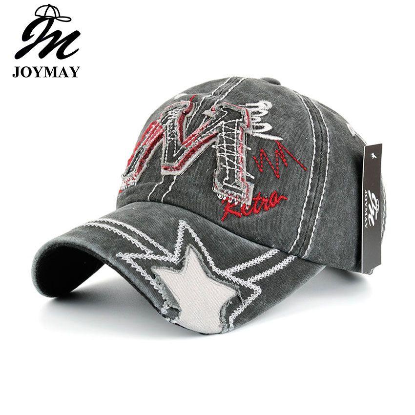 2015 hohe Qualität Sommer & Herbst Casual Baumwolle Frauen Und Männer M Brief Stickerei Hysteresenhut Baseball-kappen Hüte B280