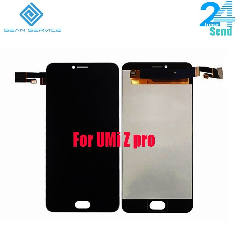 5.5 inch For UMi Z Z Pro LCD Display+TP Touch Screen Digitizer Assembly 5.5