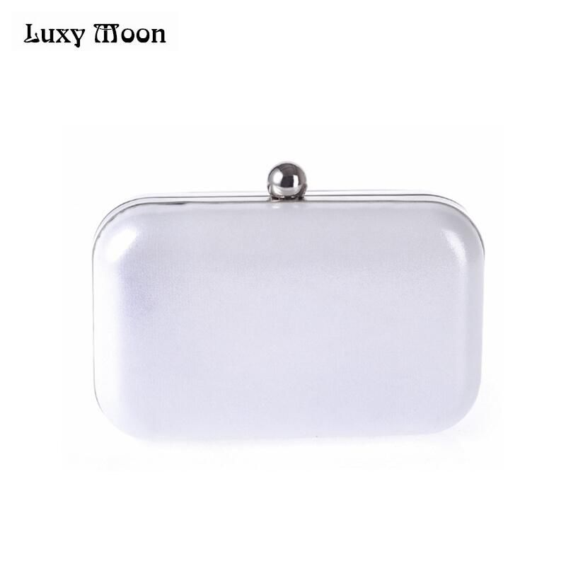 New arrival women fashion evening bags clutch evening bag gold black white handbags with chain women messenger shoulder bags