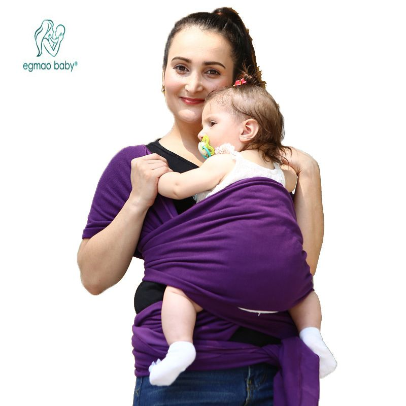 2017 Baby Carrier Sling For Newborns Soft Infant Wrap Breathable Wrap Hipseat Breastfeed Birth Comfortable Nursing Cover